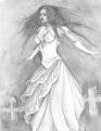 El mito de la dama de blanco