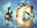 Dios Poseidon Neptuno