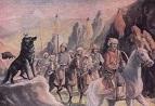 Mitos de mongolia